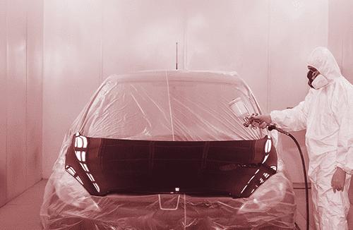 מוצרי 3M לענף הרכב
