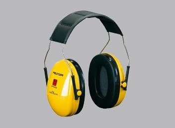 אוזניות צהובות 3M OPTIME 1
