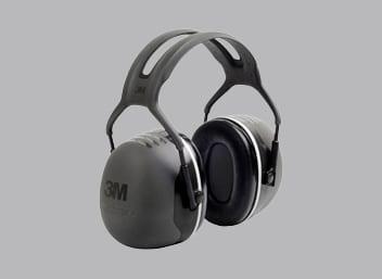 אוזניות מגן מרעש 3M X5