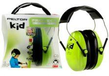 אוזניות נגד רעש לילדים 3M