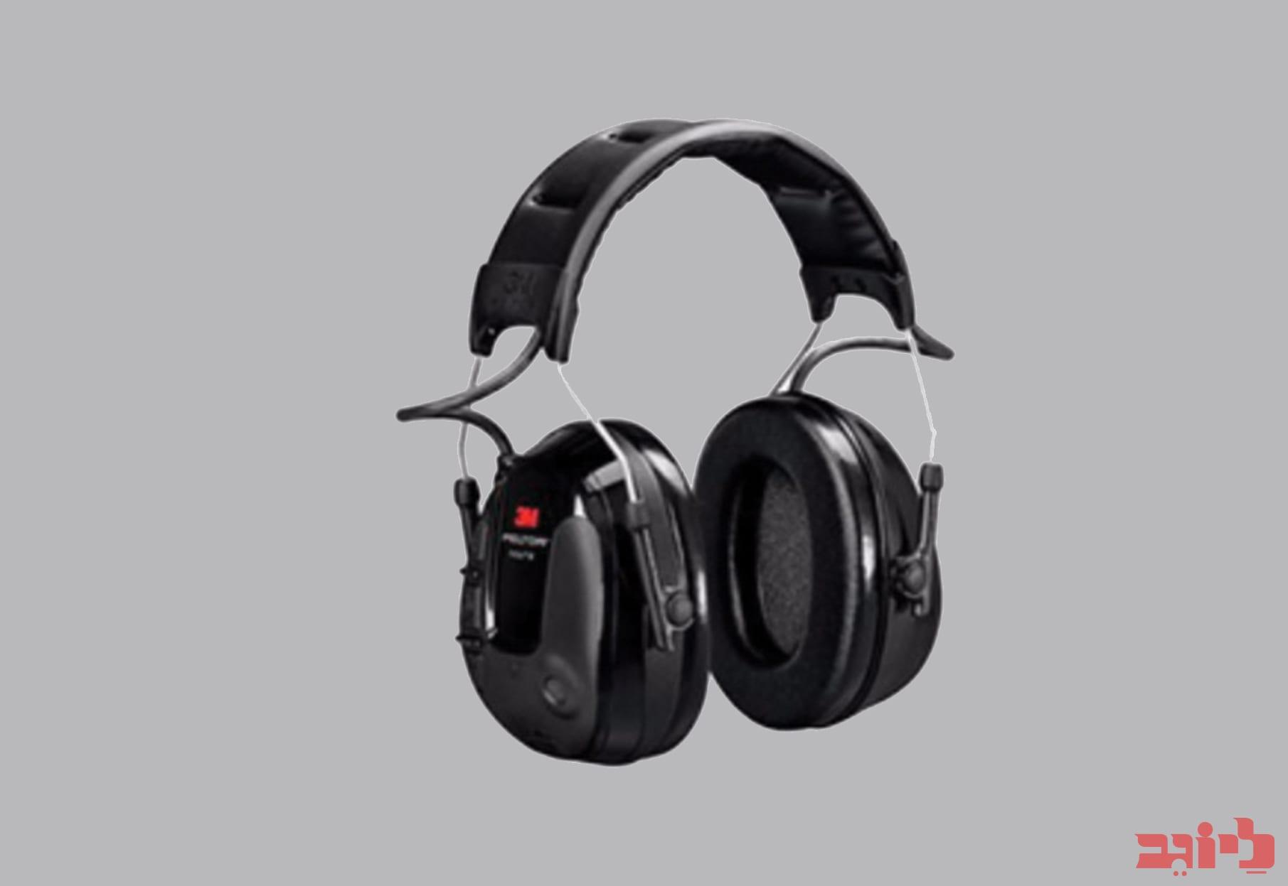 אוזניות מגן סלקטיביות פרוטק 3M